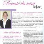 'Mille Mariages' 2010 'Spécial Beauté'
